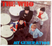 The Who My Generation Album